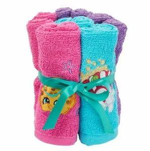 Shopping Washcloths Kids Colorful
